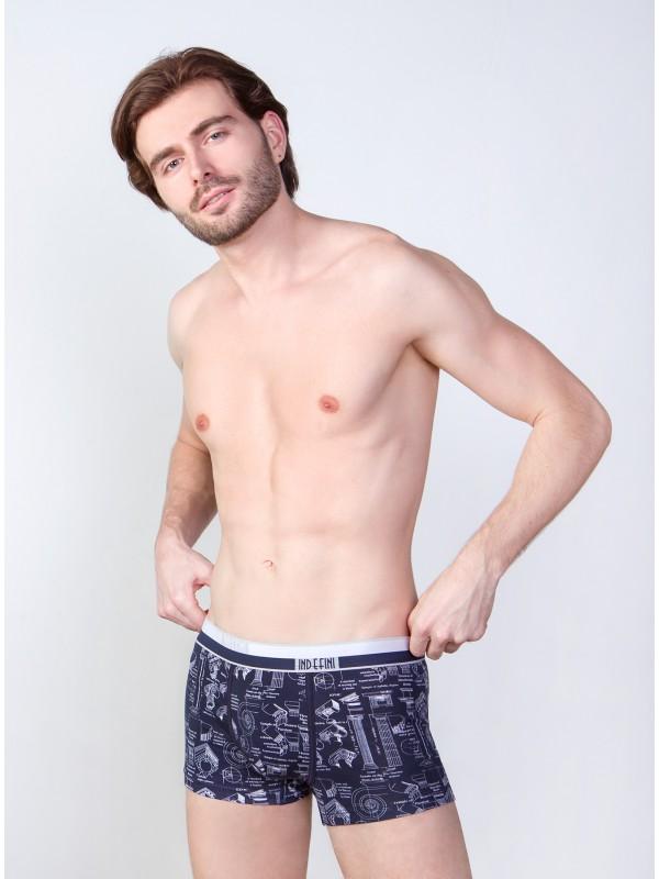 INDEFINI Мужские боксеры  MUF0136