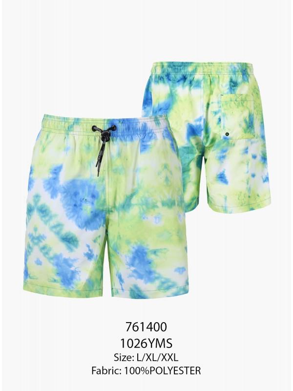 INDEFINI Мужские пляжные шорты YMS1026