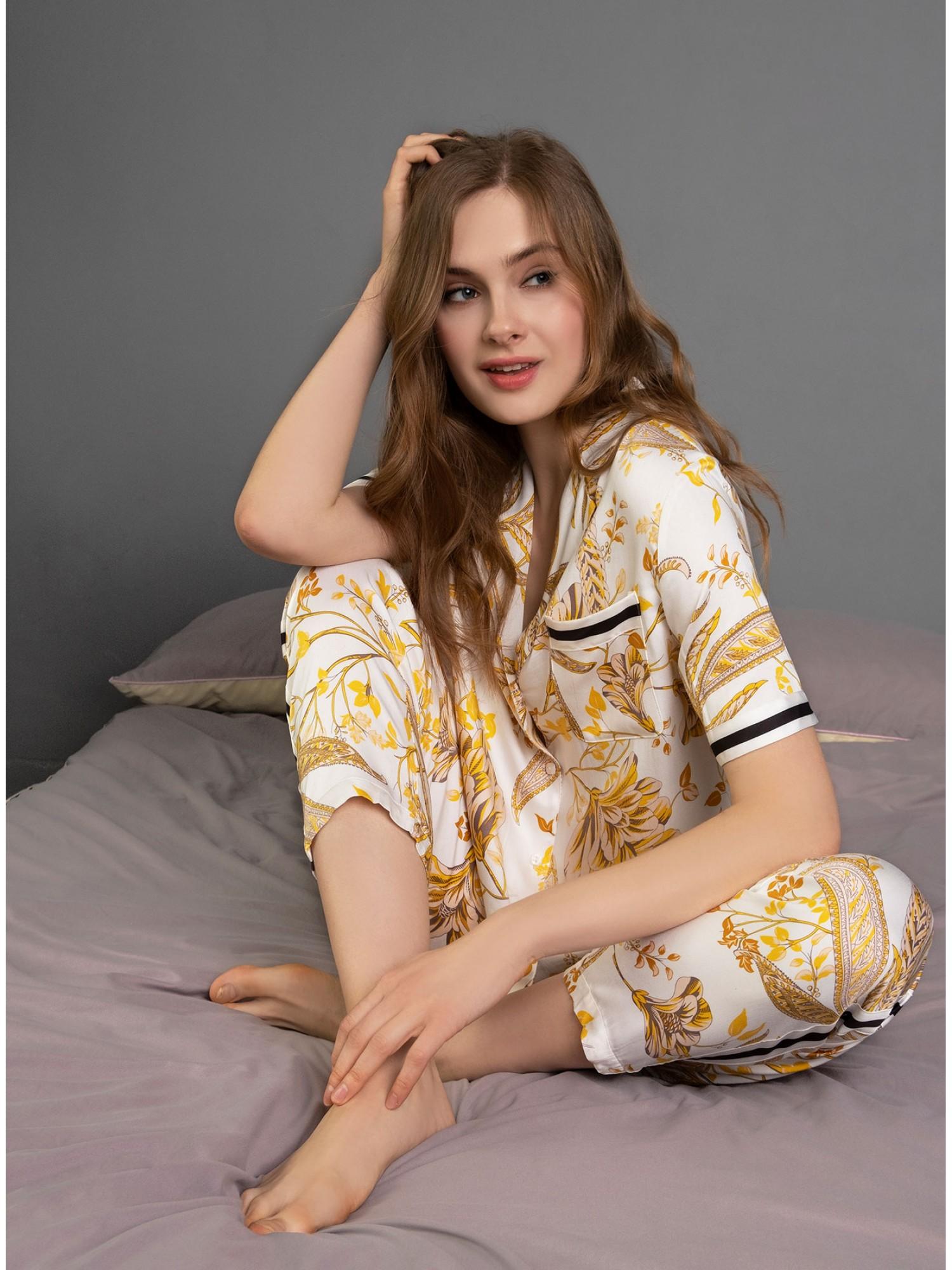 INDEFINI Пижама с брюками TBC1132