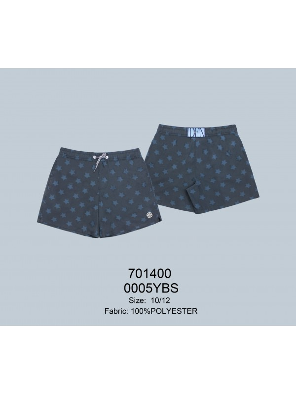 INDEFINI Детские шорты для мальчика YBS0005