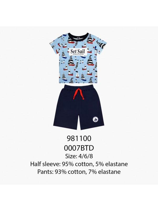 INDEFINI Детская пижама BTD0007