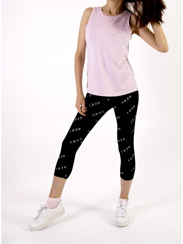 INDEFINI Пижама с бриджами TBZ0108