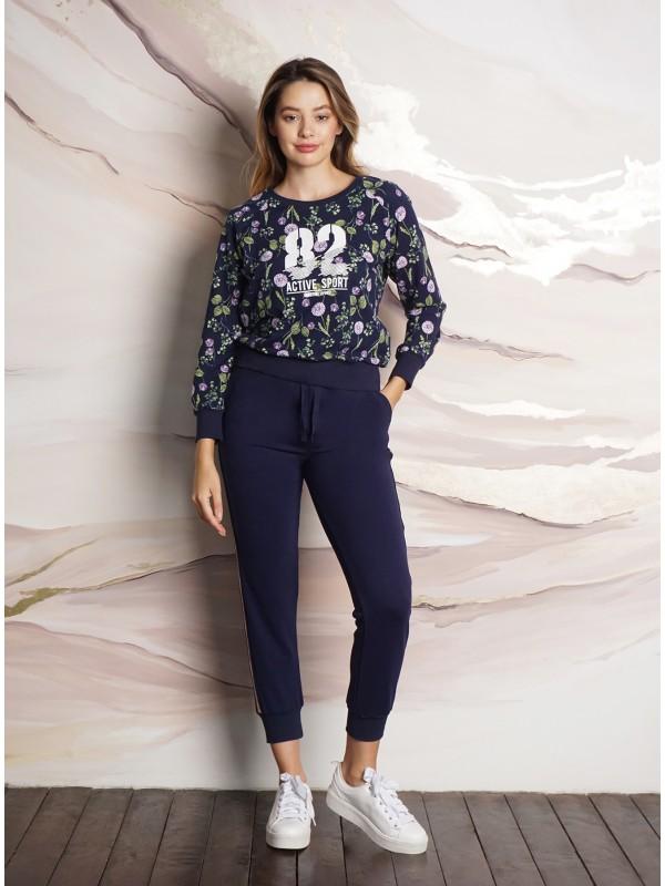 INDEFINI Пижама с брюками TCC0157