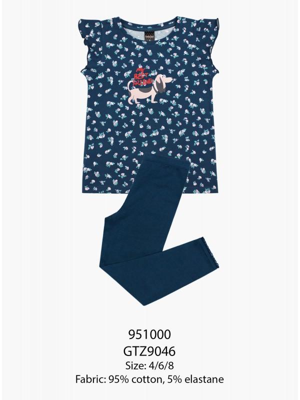 INDEFINI Детская пижама GTZ9046