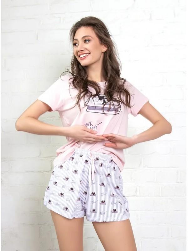 INDEFINI Пижама с шортами TBD0186