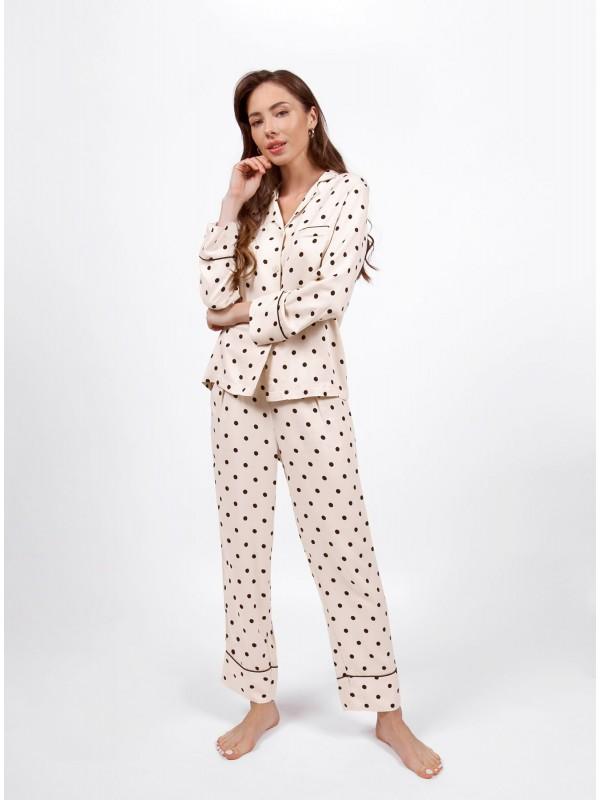 INDEFINI Пижама с брюками TCC1275