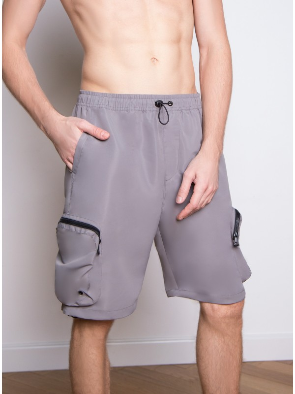 INDEFINI Мужские пляжные шорты YMS1028